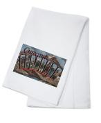Curecanti, Colorado - Large Letter Scenes