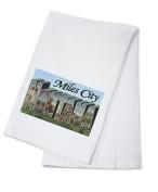 Miles City, Montana - Large Letter Scenes