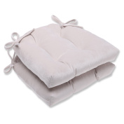 Pillow Perfect Belvedere Reversible Chair Pad - Set of 2
