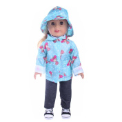 Doll Clothes , Wanshop® High-Quality Clothes & Pants For 46cm Our Generation American Girl Doll For Children