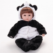 Reborn Baby Dolls Realistic Handmade Newborn Silicone Baby Doll Lifelike Soft Simulation Eyes Open Girl Favourite Gift