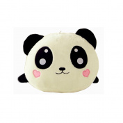 Mumustar Kawaii Plush Stuffed Doll Toy Emoji Bear Bun Baby Sleeping Comfort Soft Animal Puppet Pillow Cushion 20cm