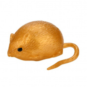 wuayi Stress Reliever Toy Creative Stretchy Mouse Squeeze Healing Fun Sticky Toy For Kid Adults