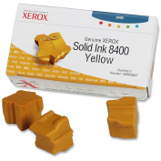 108R00607 Solid Ink Stick, 1,133 Page-Yield, 3/Box, Yellow