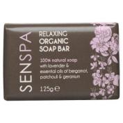 Senspa Relaxing Soap Bar 125g