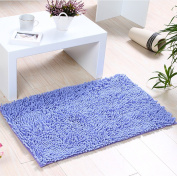 Bathroom Rugs with Skid-Resistant Backing, iado Water Absorbent Non-Slip Shower Carpet Suitable for Living Room/Kitchen/Bedroom Indoor Outdoor Rugs Bathroom Mats