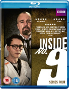 Inside No. 9: Series Four [Regions 1,2,3] [Blu-ray]