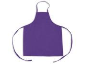 KNG Child's Apron Medium Purple