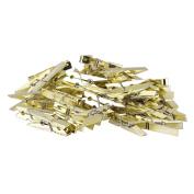 "Syndecho Mini Plastic Clothespins Clothes Pins Photo Paper Peg Pin Craft Clips 3.5cm/1.4"",48pcs"