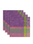 Garnier-Thiebaut 29304 Patios Cotton Provence Hand Towel 55 x 55 cm