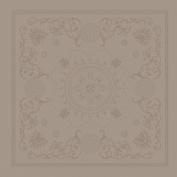 Garnier-Thiebaut 28946 Eloise Cotton Towel Macaron 54 x 54 cm
