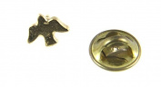 Holy Spirit Descending Dove Lapel Pin Brooch Tie Tack Christian Jewellery