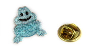 FROG Faithfully Rely on God Lapel Pin Tie Tack Christian Jewellery Brooch