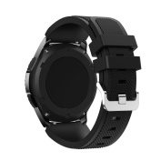 huichang Fashion Sports Silicone Bracelet Strap Band For Samsung Gear S3 Frontier