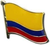 Ecuador (Civil) Flag Lapel Pin