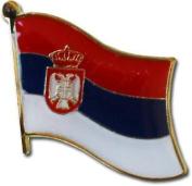 Serbia Lapel Pin