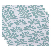 Simply Daisy 46cm x 36cm Ina Floral Print Placemat