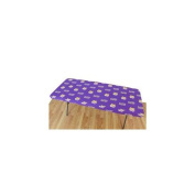 College Covers Fan Shop LSU Tigers 2.4m Fitted Table Cover - 240cm x 80cm