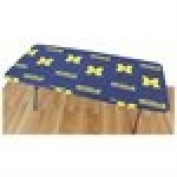 College Covers Michigan Wolverines 2.4m Fitted Table Cover or tablecloth, 240cm x 80cm