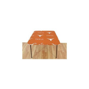 College Covers Fan Shop Texas Longhorns Fitted Card Table Cover - 80cm x 80cm
