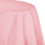 Classic Pink Octy Round Tablecloth, each