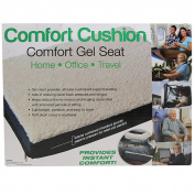 Comfort Cushion Comfort Gel Seat - Home - Office - Travel