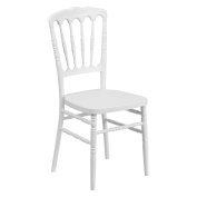 Flash Furniture LE-L-8 Hercules Series Resin Stacking Napoleon Chair