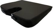 Orthopaedic WheelChair Cushion - Soft Comfort - 38cm x 36cm x 7.6cm Wedge