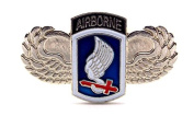 Wholesale Lot of 12 173rd Infantry Brigade Airborne US Army Lapel Hat Pin Gift PPM020
