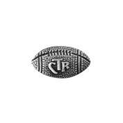 CTR Football Pin