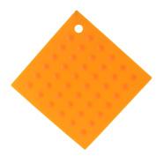 Unique Bargains Kitchen Bowl Trivet Holder Nonslip Heat Resistant Mat Coaster Pot Pad