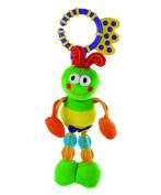 JOLLYBABY HANGALONG GREEN BUG BUBBLE LEGS TOYS GAMES ACTIVITY
