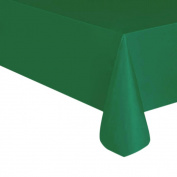 54 X 108 Green Heavy Duty Table Cover by Paper Mart