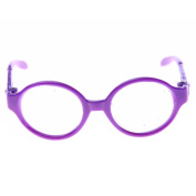 Baby Doll Glasses, MML Stylish Plastic Frame Sunglasses For 46cm Our Generation Girl Doll