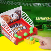 Ball Toys, Bescita Finger Ejection Basketball Board Children's Educational Toys Parent-child Games