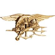 Gold - US Navy Seals Pin-On Insignia