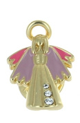 Angel For My Granddaughter Wings & Wishes Tac Pin Gift Boxed, Pin measures approx. 2.5cm By DM Merchandising