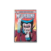 Marvel Wolverine Comic Base Metal Lapel Pin