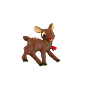 Fawn Holiday Pin Enamelled
