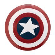 Captain America Logo Button