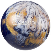 Brunswick T Zone Gold Envy Ball Bowling, Unisex Adult, Unisex adult, T Zone Gold Envy, Grey / Yellow /