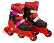 Ladybug Learning TRI-SKATE INLINE SKATES, 31 – 34