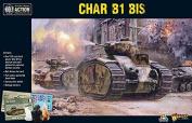 Warlord Games, Char B1 bis, Bolt Action Wargaming Miniatures