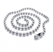 Rcdxing Metal Mini Ball Chain for Jewellery Making Accessories