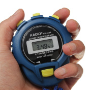 Tutoy Sports Odometer Electronic Digital Chronograph Time Stopwatch
