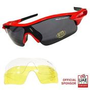 VeloChampion Warp Cycling Running Sports Sunglasses