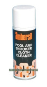 Ambersil Cloth Cleaner for Pool and Snooker Tables 400ml