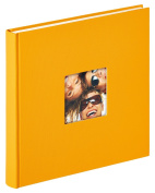 Fun Photo Album, Corn Yellow, 26x25 cm