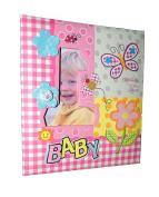 Mini Slide R100 1 Year Baby Photo Album for 100 Photos