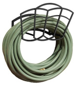 WALL MOUNTED HOSE BUTLER WITH SHELF CAST